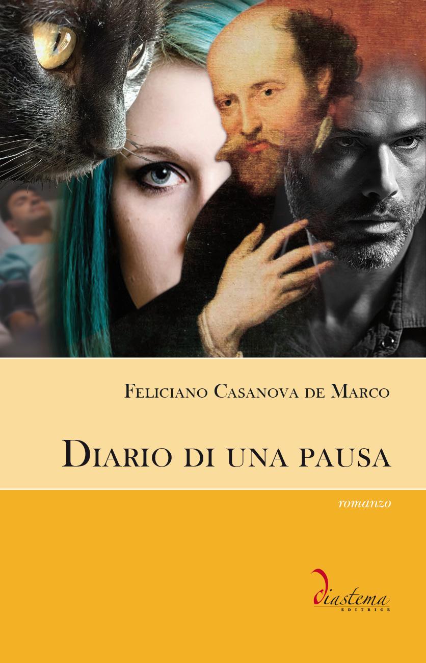 "<p><strong><span style=""color: #000;"">Feliciano Casanova de Marco<strong><span style=""color: #b21827;""><br>Diario di una pausa</p></span></strong><br>   <span style=""color: #000;"">romanzo finalista del Premio ""Lorenzo da Ponte"" 2017</span><span style=""color: #000;""></span>"