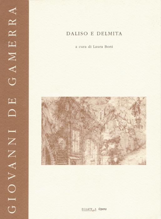 "<p><strong><span style=""color: #000;"">Giovanni De Gamerra<strong><span style=""color: #b21827;""><br>Daliso e Delmita<br></span></strong><span style=""color: #000;"">a cura di Laura Boni<p><span style=""color: #000;"">collana diretta da Anna Laura Bellina,  Bruno Brizi, Federico Marri</strong></span><br>"