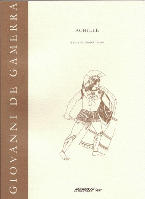 Giovanni De Gamerra - Achille