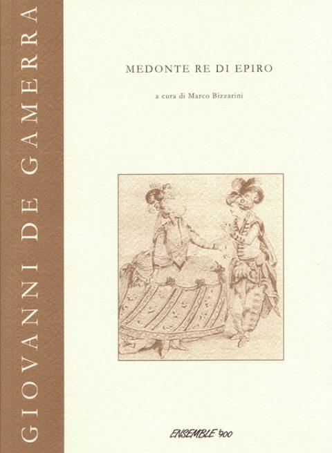 Giovanni De Gamerra medonte Re di Epiro