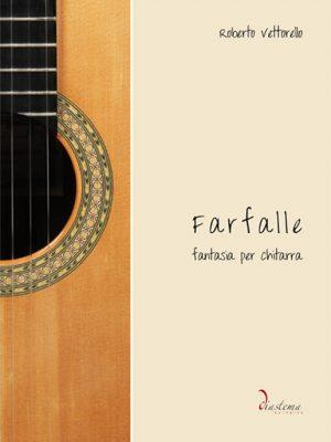 Roberto Vettorello - Farfalle - Fantasia per chitarra