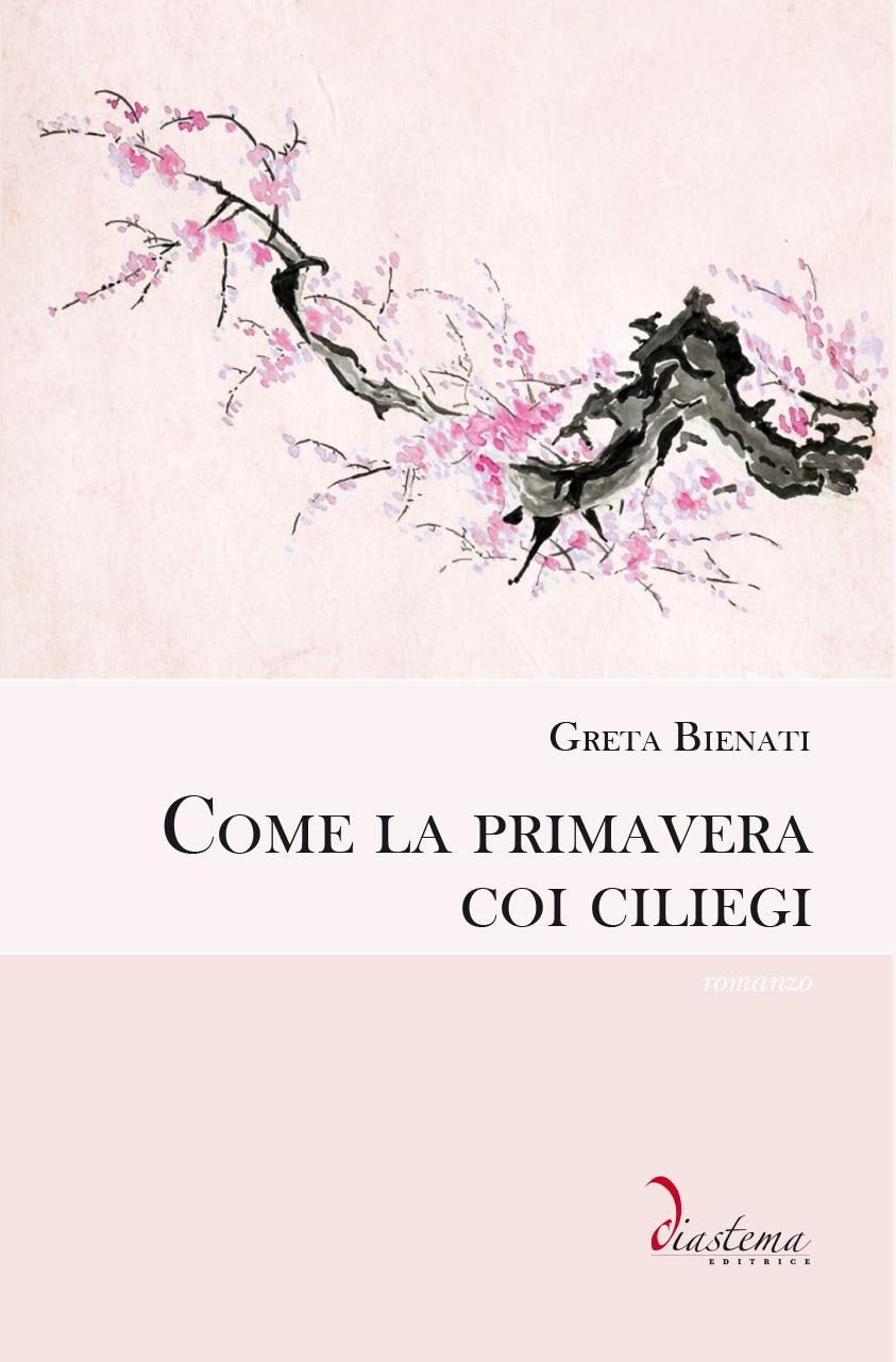 """<p><strong><span style=""""color: #000000;"""">Greta Bienati<stronsg><span style=""""color: #b21827;""""><br>Come la primavera coi ciliegi</p></span>"""