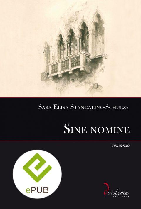 Talia-Sara-Elisa-Stangalino-Schulze-sine-nomine-diastema-studi-e-ricerche-epub